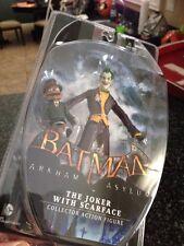 BATMAN ARKHAM ASYLUM JOKER WITH SCARFACE FIGURE Free Priority Shipping**********