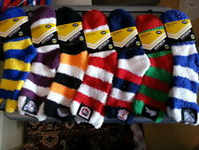 South Sydney RABBITOHS Official NRL Ladies & Youth Bed Socks 3-8