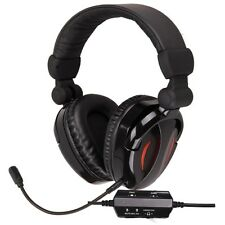 Gaming Headset for PS4 Playstation 4 game sound + chat 2.1 EXTRA BASS Stereo NEW