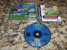 Backyard Soccer Playstation (PS1, 2001) Game PS2