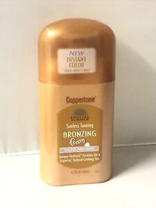Coppertone Endless Summer,Sunless Tanning Bronzing Foam, Light/Medium