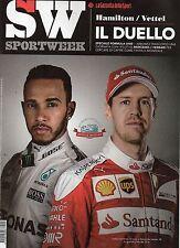 Sport Week 2016 11#Lewis Hamilton & Sebastian Vettel,Speciale Formula Uno,qqq