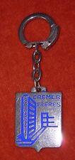porte-clés Keychain CREMER FRERES Tour MONTPARNASSE Emaux Top Enamel R Falguière