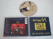 BONEY M ORO/20 SUPER HITS(BMG 74321 12605 2) CD ÁLBUM