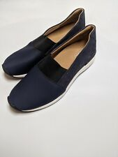 Women's Sneakers Vionic 9.5 Cameo Navy Waking Comfortable Shoes