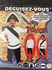 Déguisement Pirate Accessoires