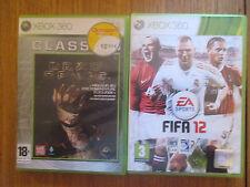 Lot de 2 Jeux XBOX 360 (FIFA 12, Dead Space) ~~ Jeux XBOX 360 Complets