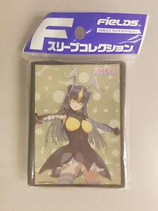 F Sleeve Collection Vol.3 Ultra Kaijuu Gijinka Keikaku Zetton Weiss Schwarz MTG