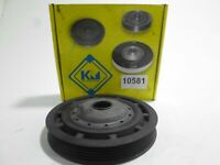 Pulley Crankshaft Belt Pulley KM Kubistar Qashqai 1.5 DCI