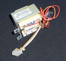 Trafo Transformator Basteltrafo Netzschalter Stecker 24VA 24V 1A