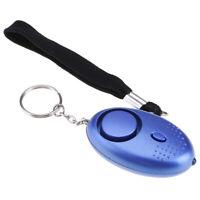 Defense Alarm Anti-wolf Tool Device Sound Loud Women Egg's Shape Portable