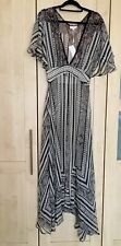 Camilla,  Beach Dress, Kimono, Summer, Long Dress, size 2