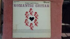 Tony Mottola--Romantic Guitar LP 1963 Command