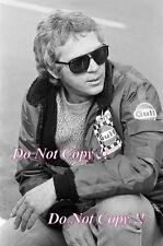 Steve McQueen Le Mans Film Ritratto Fotografia 1971 25