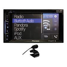 "Pioneer AVH1300NEX 6.2"" Waze Dvd Bt Apple Carplay"