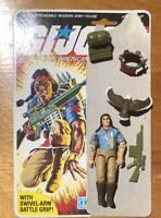 GI Joe 1984 Spirit V1 100% Complete w/ Uncut Card Hasbro ARAH Vintage