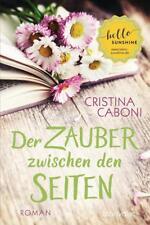 Cristina Caboni: Der Zauber zwischen den Seiten (2018) - TOP/neuwertig !!!!