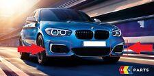 BMW SERIE 1 NUOVO ORIGINALE F20 F21 LCI M140 M135 GRIGLIE PARAURTI ANTERIORE CON FINITURE