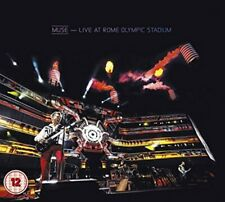 Muse - Live at Rome Olympic Stadium DIGIPACK 2CD NEU OVP