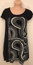 Ladies Soft feel Tunic Dress * BNWT *** SAMYA *** Plus Size 26 **SALE ****