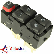 Power Master Window Switch LH Driver Side For 00-05 Chevrolet Chevy Cavalier 4DR