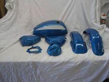Honda Candy Sapphire Blue Vintage Motorcycle Paint - Aerosol - Pint - Quart