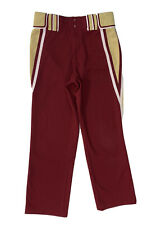 Boombah Red Baseball Pants Mens Teen Size W34 x Long Athletic Bottoms