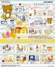 Re-ment Rilakkuma Much-valued Gift Full Set Box (Set of 8) (0725)