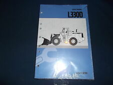 heavy equipment manuals & books for volvo wheel loader ebay Volvo L50  Volvo L90 volvo l330d wheel loader service shop repair manual book new