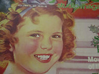 Shirley Temple Christmas Cover Hollywood Studio Magazine Celebrity Star 1978