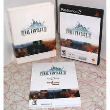 Final Fantasy XI Online PlayStation 2 Hard Disk Drive Bundle (Sony...