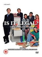 Is It Legal?: The Complete Series DVD (2018) Patrick Barlow cert 12 3 discs