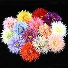 Bulk 14cm Artificial Large Chrysanthemum/Daisy Silk Big Fake Flower heads