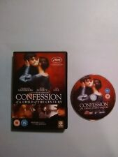Confession Of A Child Of The Century (DVD, 2012) Region 2