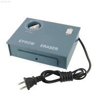 New 110V to 240V Ultraviolet UV Light EPROM Chip Data Eraser Eraseable Timer #