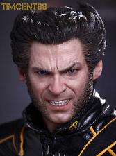 Ready! Hot Toys X-Men Last Stand 1/6 Wolverine Hugh Jackson Marvel XMen Figure