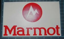 Marmot - clothing Large sticker, climbing,adventure,hiking ,ski,snow