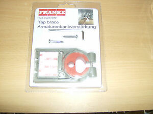 franke tap brace - brand new