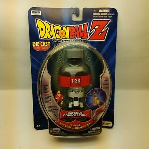 Dragon Ball Z - Capsule Corp.Space Ship with Master Roshi -Irwin Toy 2000 New