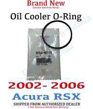 2002- 2006 ACURA RSX Genuine OEM Oil Cooler O-Ring 62.4 x 3.1