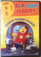 Hip Hop Harry Dance! Dance ! Dance! DVD Factory Sealed NEW - Ship FREE Tomorrow
