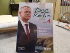 DOC MARTIN-DOC MARTIN SERIES 4 DVD NEW