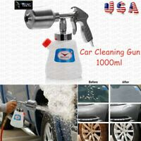 Turbo Cleaning Gun Clean Car Cleaner High Pressure Air Pulse Tornado Deep Wash