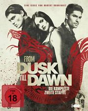 FROM DUSK TILL DAWN - STAFFEL 2 - BLU-RAY  NEU OVP