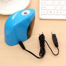 Electric Pencil Sharpener Battery USB Powered Auto Sharpener Colored Graphite