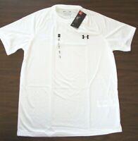 Under Armour Men's Tech Short Sleeve T-Shirt  1228539  White   Sm - 3xl