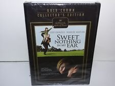 Sweet Nothing In My Ear (DVD, Region 1 for USA/Canada - Full Screen) NEW, Extras