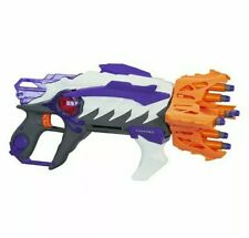 Brand New NERF Alien Menace RAVAGER Dart BLASTER 8 Dart Rotating Barrel RARE
