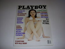 PLAYBOY Magazine, March, 1994, SHANNEN DOHERTY Cover, SAFE SEX PICTORIAL!