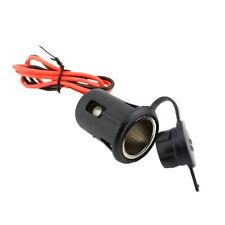 Imperméable 12 V Cigarette Lighter Socket Power Plug pour Moto Camping Voile
